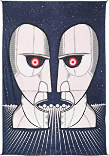 Sunshine Joy Pink Floyd Division Bell Twin Heads Tapestry Psychedelic Wall Art Huge 60x90 Inches