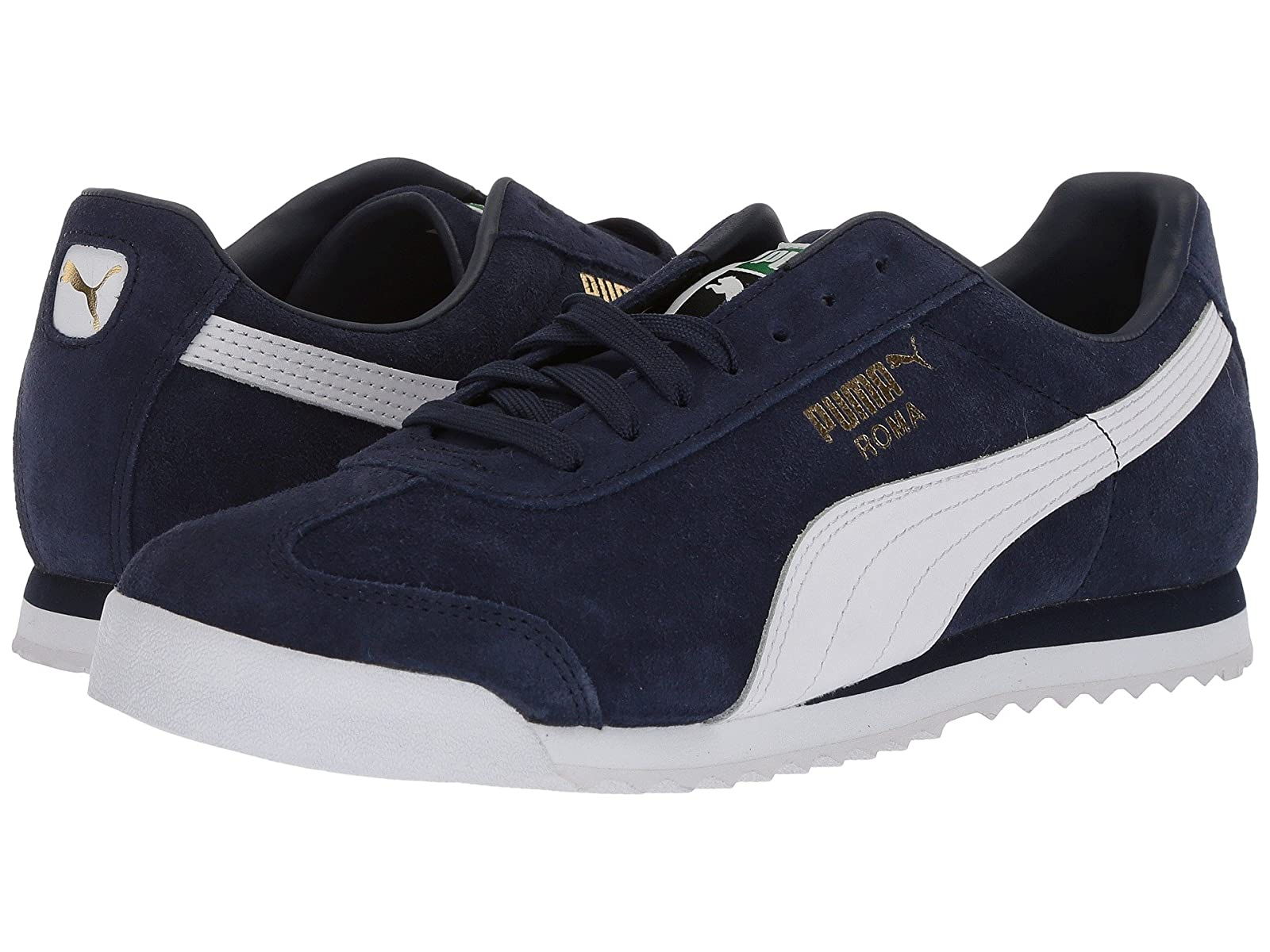 PUMA Roma SuedeAtmospheric grades have affordable shoes