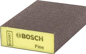 Bosch Professional 1x Expert S471 Standard blokken (voor Zachthout, Verf op hout, 69 x 97 x 26 mm, fijn, accessoires Handm...