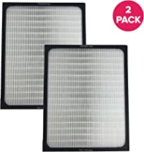 Think Crucial Air Purifier Replacement Filter Designed to Fit All Blueair Brand 200 and 300 Series Models 201, 210B, 203, 250E,200PF, 201PF (2 Pack)