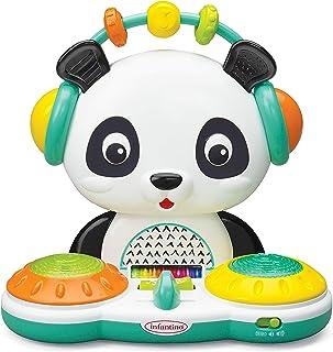 Infantino spin & slide dj panda |Baby Activity , Learning & Developing Toys|