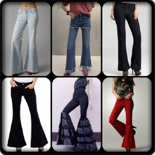 Fashion Jeans Bell-Bottoms