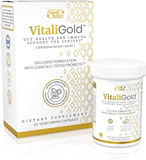 VitaliGold Multimineral/Multivitamin for Women and Men 50 Plus | Exclusive Formulation For Seniors With Clinically Tested ...