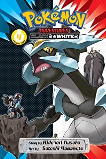 Pokémon Adventures: Black 2 & White 2, Vol. 4