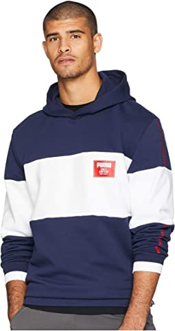 Rebel Block Fleece Hoodie