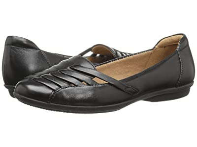 Clarks Gracelin Gemma (Black Leather) Women
