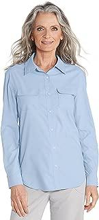 UPF 50+ Women's Mylitta Travel Shirt - Sun Protective