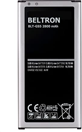 BELTRON Replacement Battery for Galaxy S5, S5 Active (G870 / G900 / I9600)