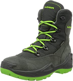 LOWA 中性儿童 RUFUS III GTX HI 徒步 - & 远足靴