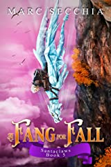 A Fang for Fall (Santaclaws Book 5) Kindle Edition