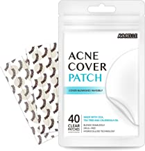 Avarelle Acne Absorbing Cover Patch Hydrocolloid Spot Treatment with Tea Tree Oil, Calendula Oil and Cica, Vegan, Cruelty ...