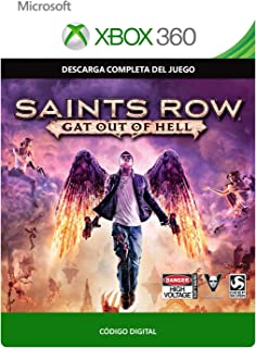 Saints Row: Gat Out Of Hell | Xbox 360 - Código de descarga