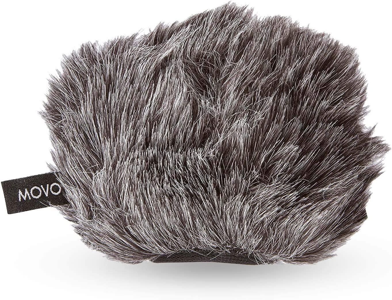 Movo WS-G9 Furry Outdoor Microphone Windscreen Brand Cheap Sale Max 41% OFF Venue Muff for Portable