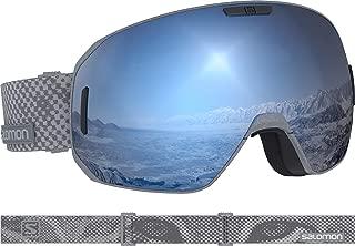 SALOMON S/Max Sigma Goggles Mens Stone/Uni Sky Blue Lens