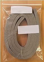 Ultra Sponge Bar for Plastic Knitting Machines Singer/Studio/Silver Reed LK100, LK140, LK150, LK151, LK300 Brother/KNITKING KX300, KX350, KX355, KX390, KX395, KH370, KH400