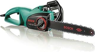 Bosch 0600836803 Motosierra eléctrica AKE 40-19 Pro, 1900 W, velocidad de la cadena de 13 m/s
