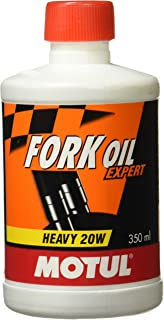 Motul SP001 Fork Oil Expert 20W for Motorcycles (350 ml)