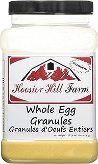 Hoosier Hill Farm Whole Egg Granules, 1 Pound
