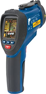 REED Instruments R2020 Dual Laser Video Infrared Thermometer, 50:1, 3992°F (2200°C)