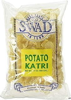 Swad Potato Katri - 400g., 14oz.