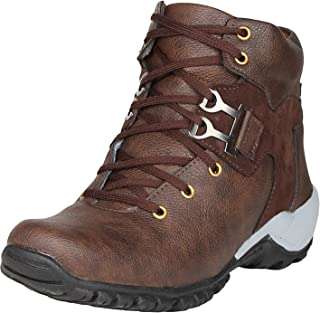 Kraasa Men's Synthetic Boots