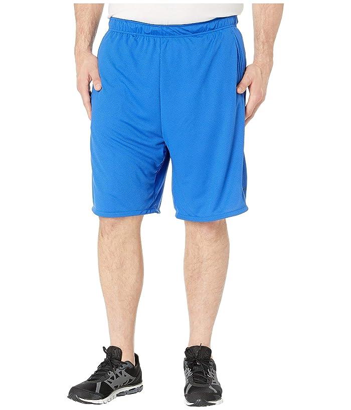Nike Big Tall Dry Shorts 4.0 (Game Royal/Black) Men