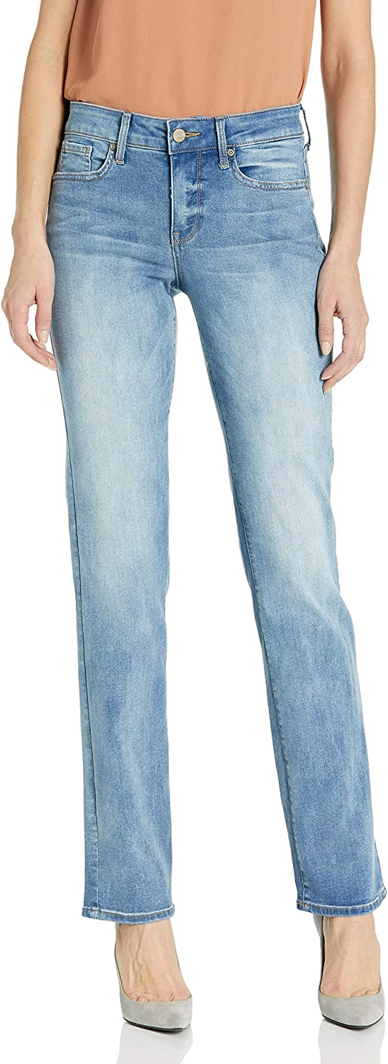 NYDJ All stores are sold Women's Marilyn Jeans Free shipping anywhere in the nation Denim Straight