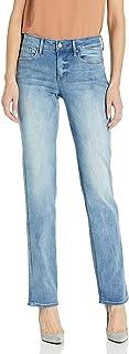 NYDJ Women's Marilyn Straight Leg Jeans
