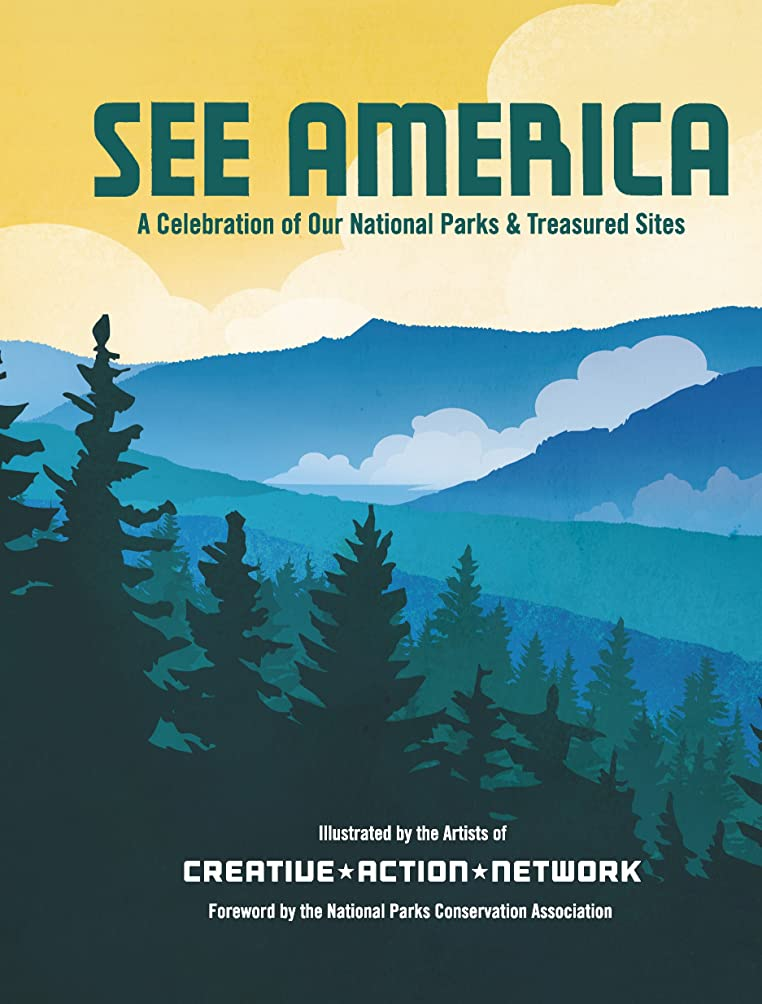 爪五スタックSee America: A Celebration of Our National Parks & Treasured Sites (English Edition)