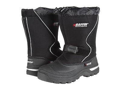Baffin Kids Mustang (Little Kid/Big Kid) (Black) Kids Shoes