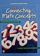 SRA Connecting Math Concepts Level D Presentation Book 2, Common Core, 9780021036172, 0021036179
