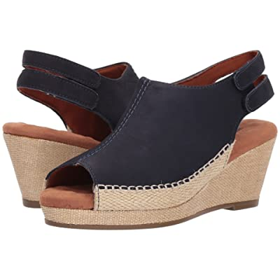 Walking Cradles Anikka (Blue Nubuck) Women
