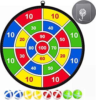 Best dart board without damaging wall Reviews