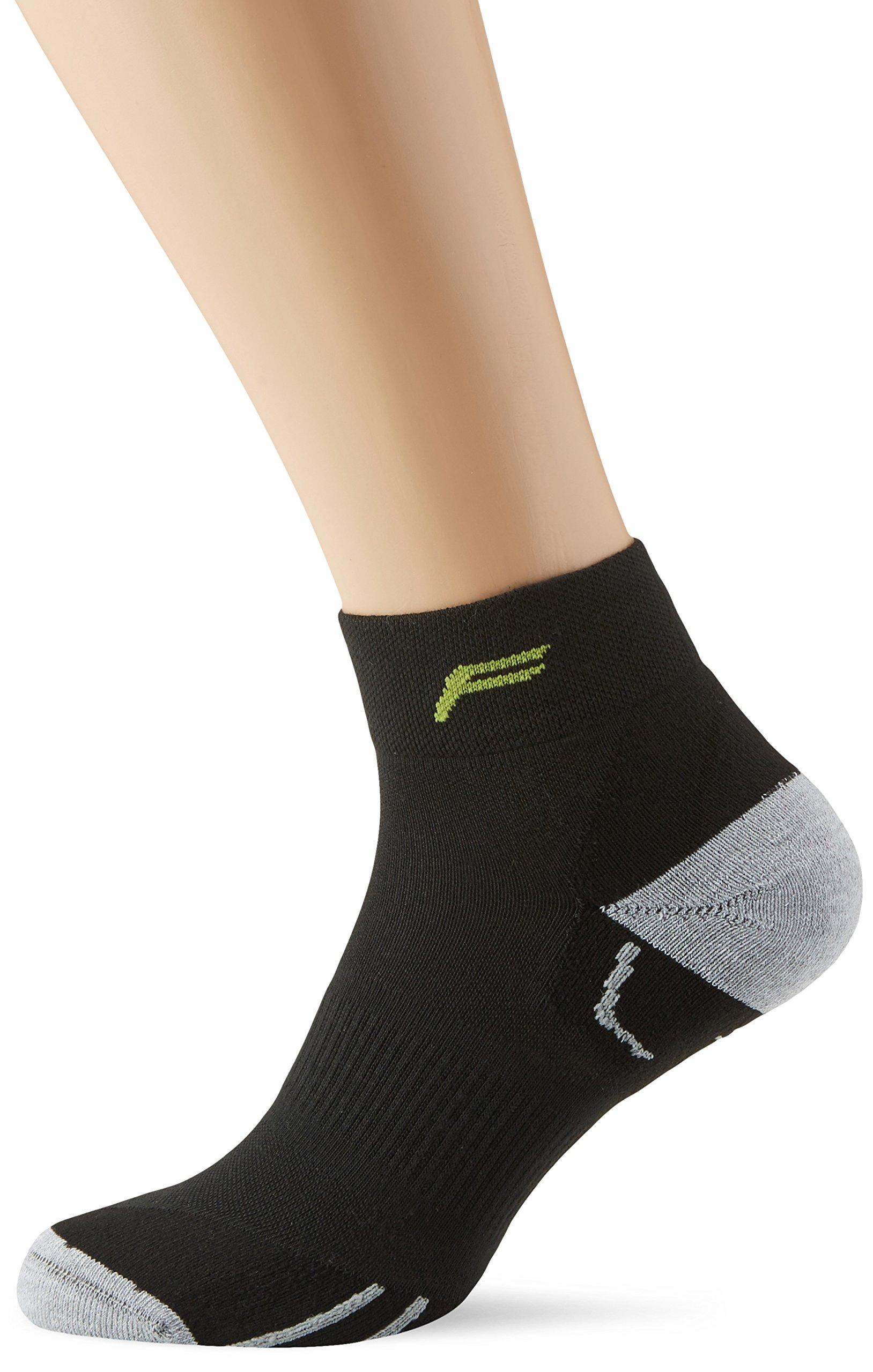 F-lite Herren RUN RA 200 Socken, black, 43-46