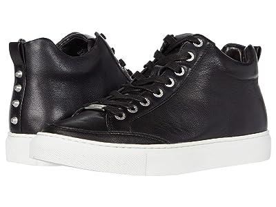 J/Slides Ludlow (Black Leather) Women