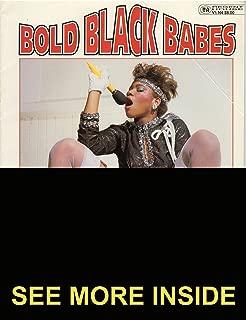 Bold Black Babes V1 #4 Regent House 1997 Hot & Sexy Black Women Fine Sexy Booty
