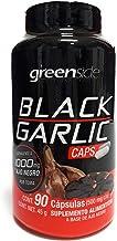 Black Garlic, Ajo Negro, Greenside, 90 capsulas