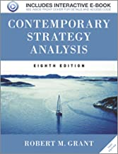 Best contemporary strategy analysis grant 7th edition Reviews