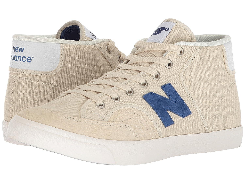 (ニューバランス) New Balance メンズスニーカー?カジュアルシューズ?靴?スケート NM213 Sand/Blue 11.5 (29.5cm) D - Medium