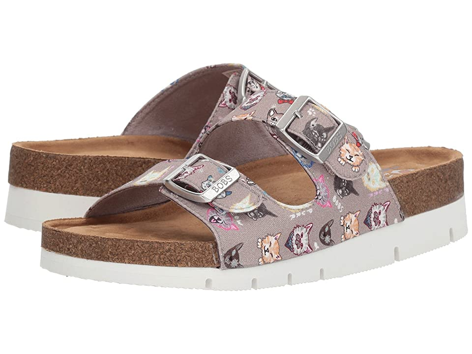 BOBS from SKECHERS Bobs Bohemian (Taupe) Women