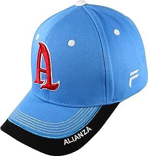 Fanaticos Store Gorra Celeste Alianza FC Light Blue Cap - El Salvador - Cotton Twill - Algodon