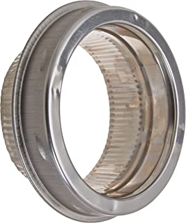 SELKIRK CORP 206148 6x48 Stainless Steel Pipe//Lock Band