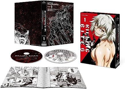 キリングバイツ 第1巻<初回限定版> [Blu-ray]