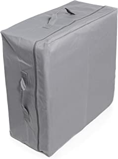 Carry Case for Milliard Tri-Fold Mattress (25 inches Wide, 4 inches Thick) Mattress Not Included