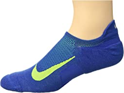 Elite Merino Cushioned No Show Running Socks