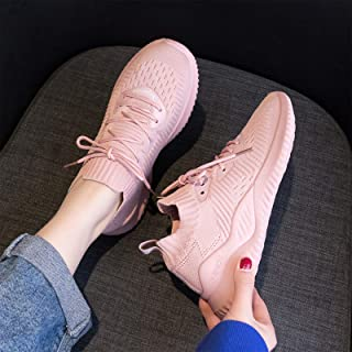 ASMCY Mujeres Al Aire Libre Moda Zapatos para Correr Casual Zapatillas de Deporte, Ligero Respirable Zapatillas para Al Ai...