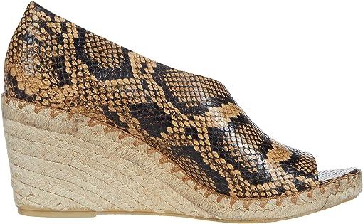 Timber Azzurra Snake Print