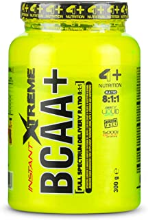 4 Sport Nutrition BCAA Instant Xtreme 8: 1: 1 Paquete
