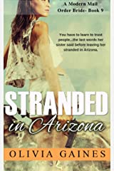 Stranded in Arizona (Modern Mail Order Brides Book 9) Kindle Edition