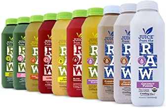 juice from the raw in stores